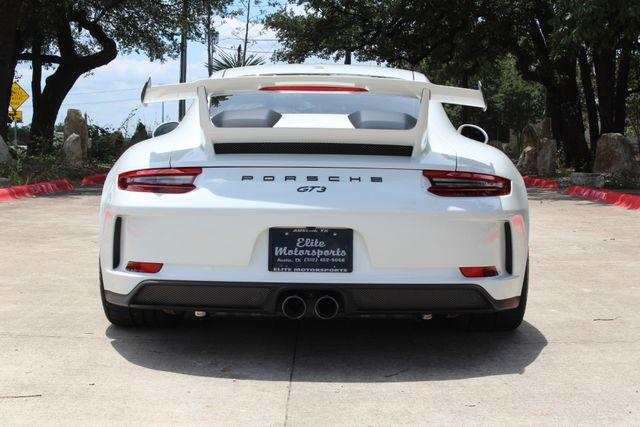2018 Porsche 911 GT3 Austin , Texas 8
