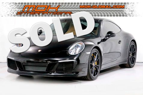 2018 Porsche 911 Carrera GTS in Los Angeles