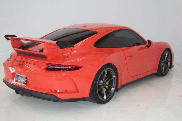 2018 Porsche 911 GT3 Houston, Texas 11