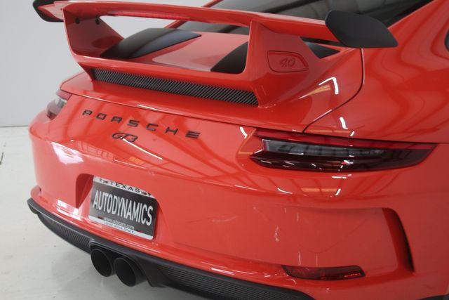 2018 Porsche 911 GT3 Houston, Texas 12