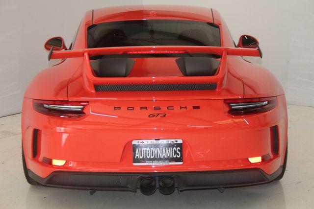 2018 Porsche 911 GT3 Houston, Texas 8