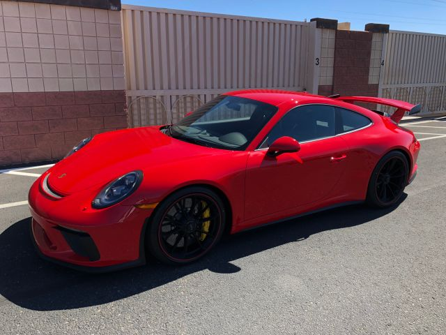 2018 Porsche 911 GT3 Scottsdale, Arizona