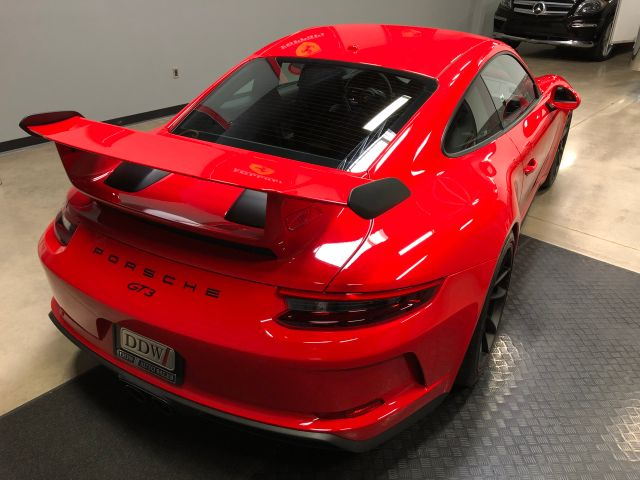 2018 Porsche 911 GT3 Scottsdale, Arizona 22