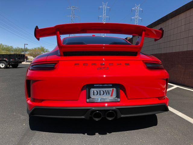 2018 Porsche 911 GT3 Scottsdale, Arizona 6