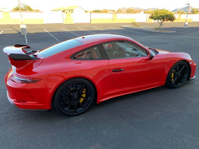 2018 Porsche 911 GT3 Scottsdale, Arizona 19