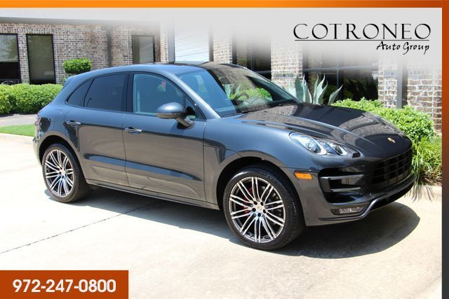 2018 Porsche Macan Turbo in Addison, TX 75001