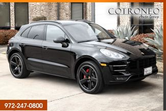 2018 Porsche Macan Turbo AWD in Addison, TX 75001