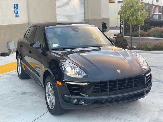 2018 Porsche Macan AWD in Campbell, CA 95008