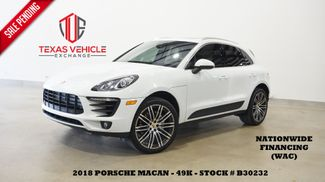 2018 Porsche Macan S AWD PANO ROOF,BACK-UP CAM,HTD/COOL LTH,21'S,49K in Carrollton, TX 75006