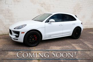 "2018 Porsche Macan GTS AWD Turbo Sport SUV w/Black 20"" Rims, Heated/Cooled Seats, Panoramic Roof & BOSE in Eau Claire, Wisconsin 54703"