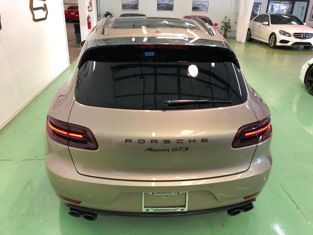 2018 Porsche Macan GTS Longwood, FL 8
