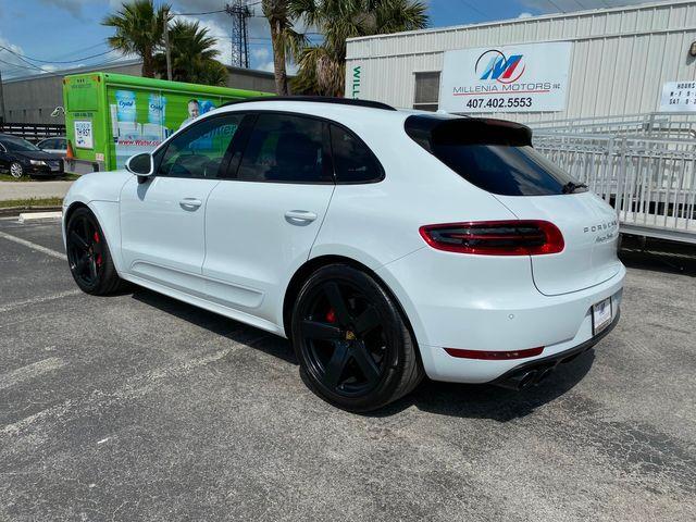 2018 Porsche Macan Turbo Longwood, FL 2
