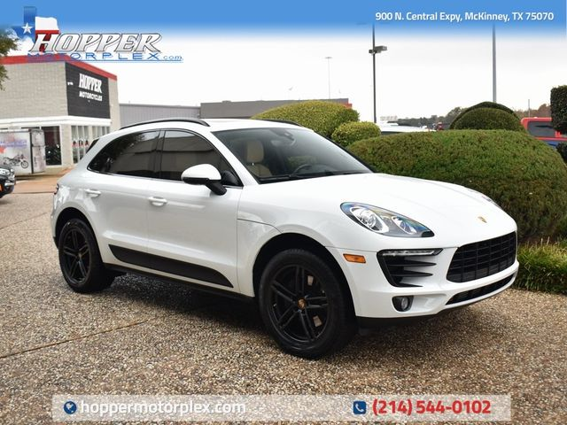 2018 Porsche Macan Base in McKinney, Texas 75070