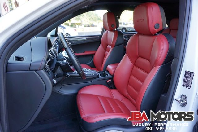 2018 Porsche Macan GTS Turbo AWD SUV - ONLY 9k LOW MILES in Mesa, AZ 85202