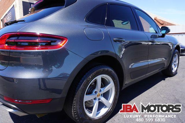 2018 Porsche Macan AWD SUV in Mesa, AZ 85202