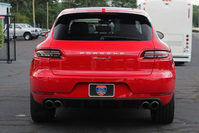 2018 Porsche Macan S AWD - PREMIUM PACKAGE PLUS - NAV - PANO ROOF! Mooresville , NC 18