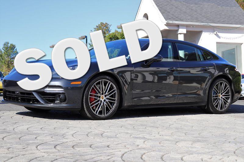 2018 Porsche Panamera Turbo in Alexandria VA
