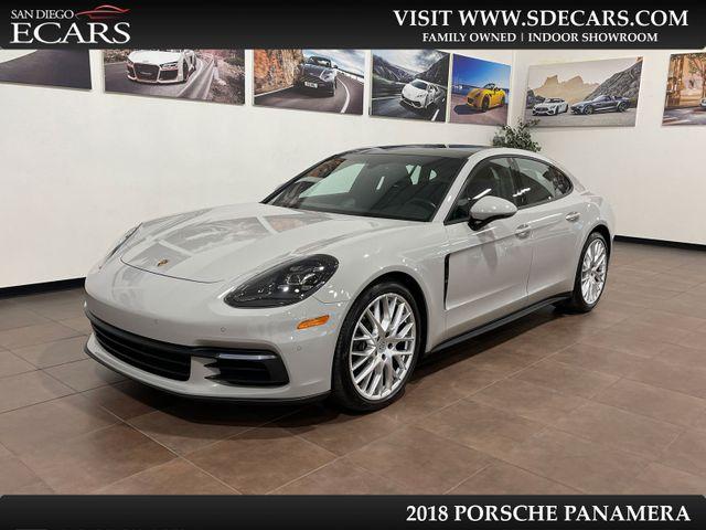2018 Porsche Panamera in San Diego, CA 92126