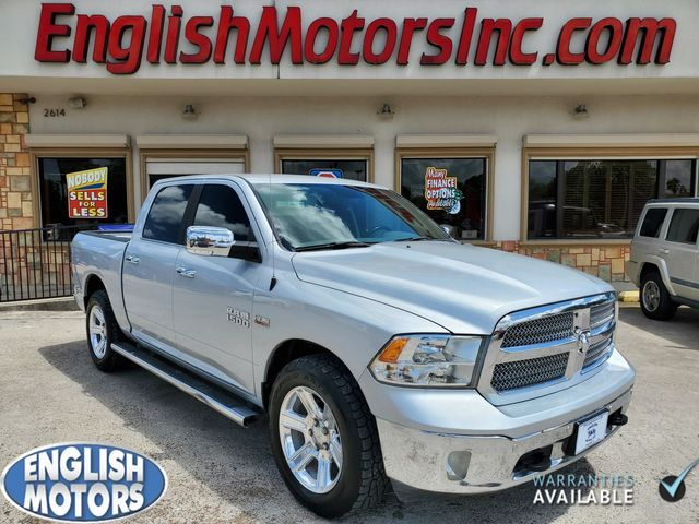 2018 Ram 1500 Lone Star Silver in Brownsville, TX 78521