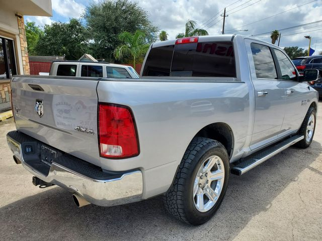 2018 Ram 1500 Lone Star Silver in Brownsville, TX 78521