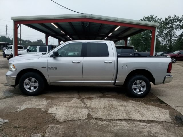 2018 Ram 1500 Crew Cab 4x4 SLT Houston, Mississippi 3
