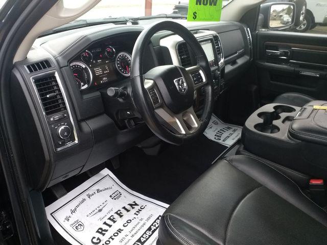 2018 Ram 1500 Crew Cab 4x4 Laramie Houston, Mississippi 9