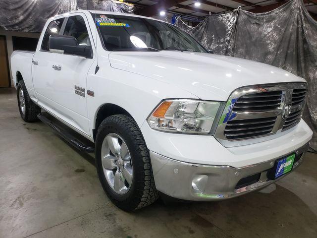 2018 Ram 1500 Big Horn 4x4 Crew 5.7L in Dickinson, ND 58601