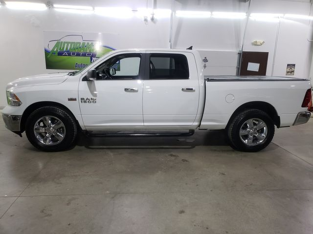 2018 Ram 1500 Big Horn 4x4 Crew 5.7L in Dickinson, ND 58601