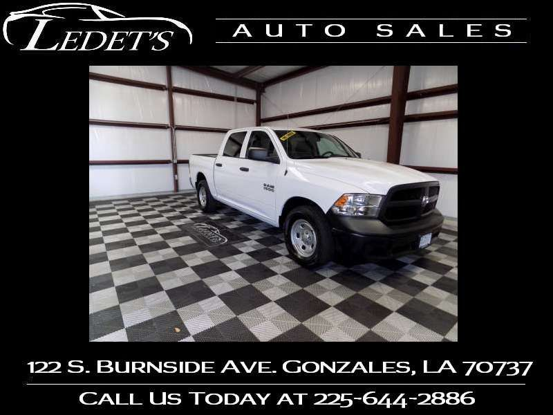 2018 Ram 1500 Tradesman - Ledet's Auto Sales Gonzales_state_zip in Gonzales Louisiana