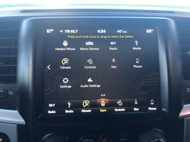 2018 Dodge Ram 1500 LONESTAR SLT 4WD in Marble Falls, TX 78654