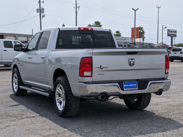 2018 Ram 1500 Lone Star Silver in Marble Falls, TX 78654