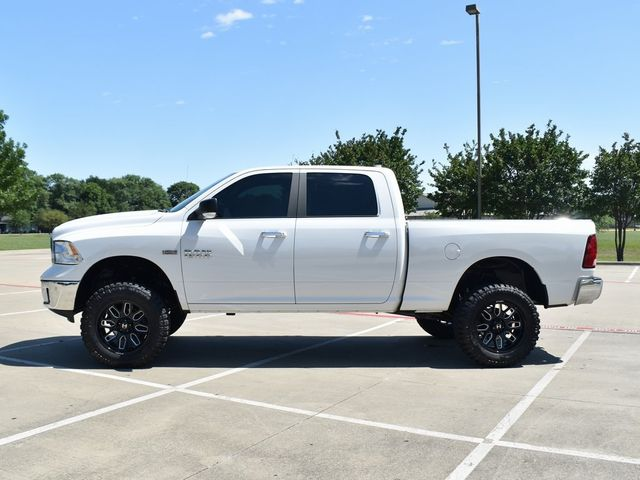 2018 Ram 1500 Big Horn Custom, Lift Wheels and Tires in McKinney, Texas 75070