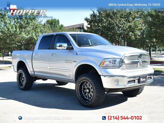 2018 Ram 1500 Laramie New Lift, Wheels and Tires