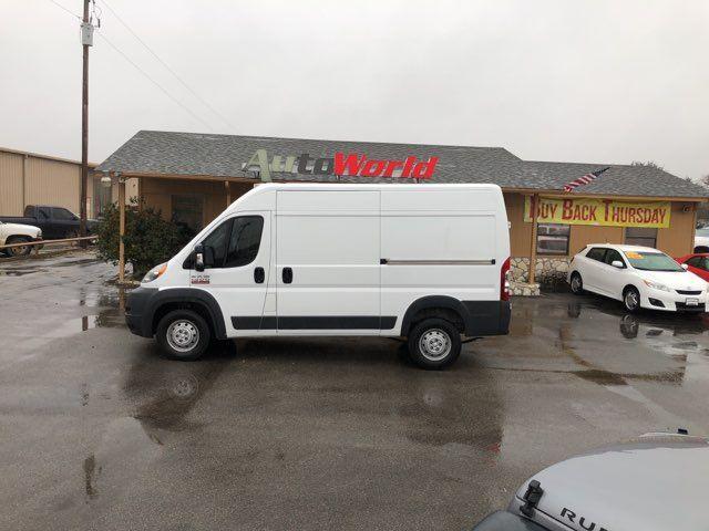 2018 Dodge Ram 1500 ProMaster Vans High Roof