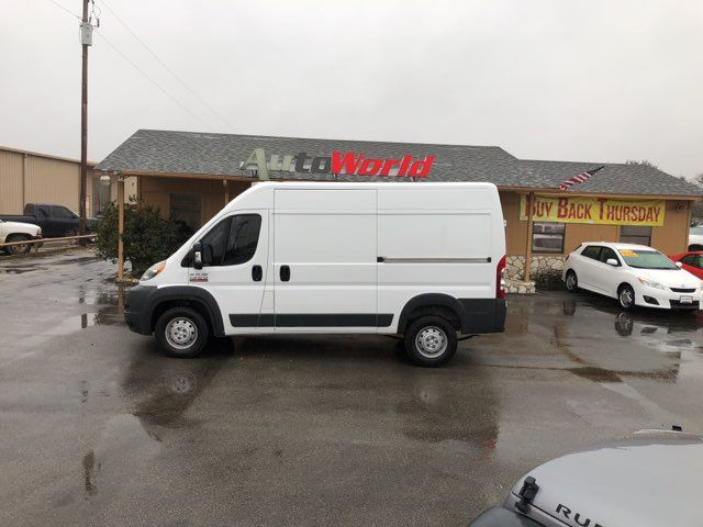 2018 Dodge 1500 ProMaster Vans High Roof