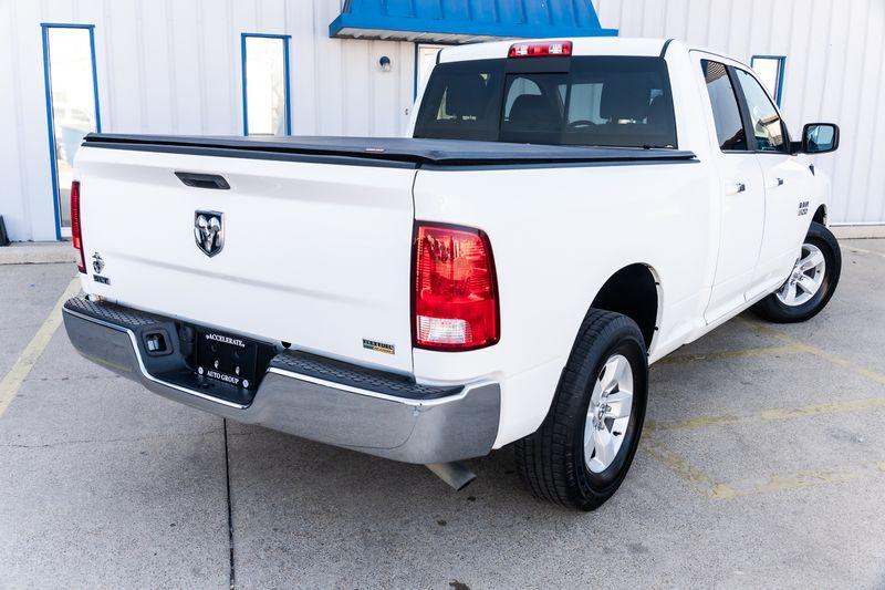 2018 Ram 1500 SLT AUTO TRANS CLEAN CARFAX BACKUP CAM BLUETOOTH in Rowlett, Texas
