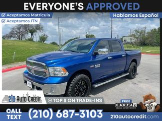 2018 Ram 1500 Lone Star Silver in San Antonio, TX 78237