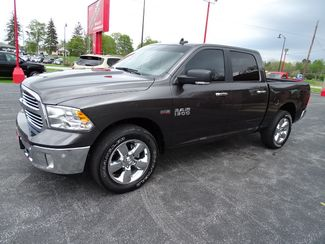 2018 Ram 1500 Big Horn in Valparaiso, Indiana 46385