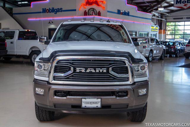 2018 Ram 2500 Longhorn 4x4 in Addison, Texas 75001