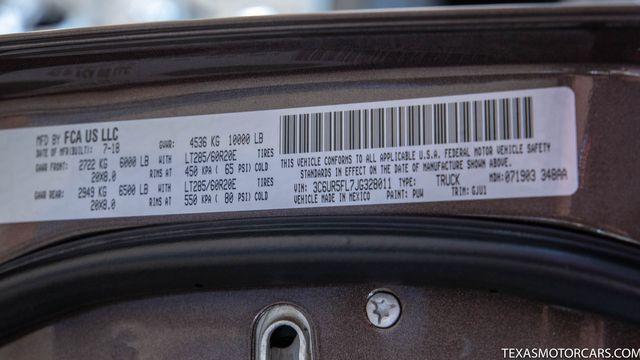 2018 Ram 2500 Laramie SRW 4x4 in Addison, Texas 75001