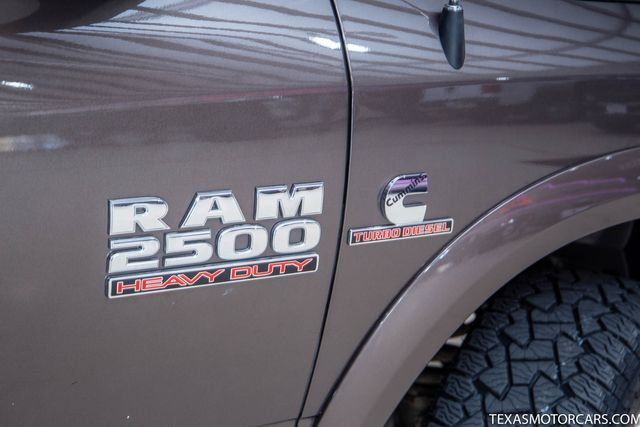 2018 Ram 2500 Laramie SRW 4x4 in Addison, Texas 75001