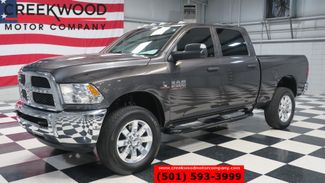2018 Ram 2500 Dodge ST SLT 4x4 Diesel Gray Chrome 20s Low Miles 1Owner in Searcy, AR 72143