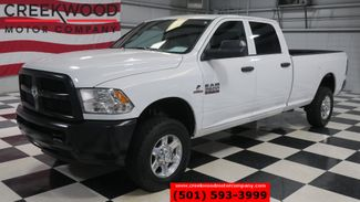 2018 Ram 2500 Dodge ST SLT 4x4 Diesel Auto White New Tires Long Bed in Searcy, AR 72143