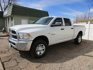 2018 Ram 2500 Tradesman in Fort Collins, CO 80524