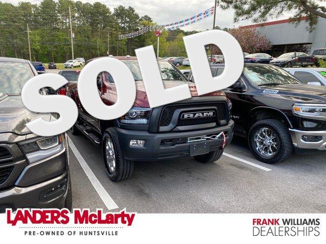 2018 Ram 2500 in Huntsville Alabama