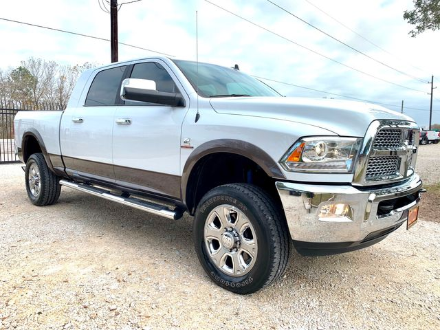 2018 Ram 2500 Laramie Mega Cab 4X4 6.7L Cummins Diesel RARE 6 Speed Manual in Sealy, Texas 77474