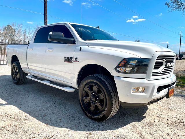 2018 Ram 2500 Lone Star Sport Crew Cab 4X4 6.7L Cummins Diesel Auto in Sealy, Texas 77474
