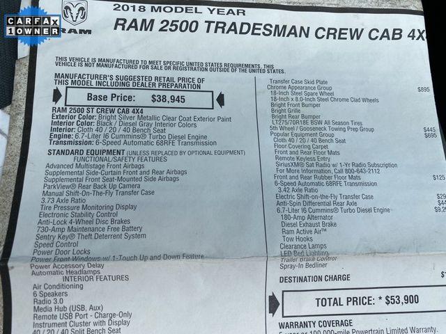 2018 Ram 2500 Tradesman Madison, NC 15