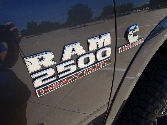2018 Ram 2500 Laramie LIFT/CUSTOM WHEELS AND TIRES in McKinney, Texas 75070