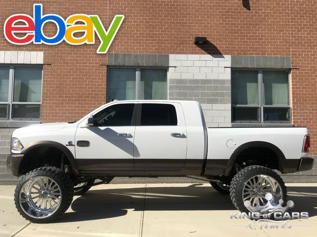 2018 Ram 2500 Mega Cab Southfork 6.7L DIESEL 28X16 SPECIALTY FORGED BDS LIFT 4X4 400 MILES NEW